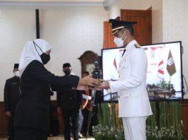 Resmi, Gubernur Jatim Lantik Bupati dan Wakil Bupati Tuban