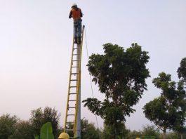 Jaringan Listrik Dusun Mangkung Mulai Dipasang, Berkat Perjuangan Ratna Juwita